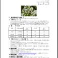 詳細PDF 詳細は、画像をクリックしてください。PDFが開きます。 概要 通巻第5602号 4 月 号 平成29年3月30日発行 宮崎県 宮崎地方気象台 【 特に注意を要する事項 】 期間のはじめは、気温がかなり低くなる […]