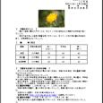 詳細PDF 詳細は、画像をクリックしてください。PDFが開きます。 概要 通巻第5622号 12 月 号 平成30年12月6日発行 宮崎県 宮崎地方気象台  【特に注意を要する事項】 特になし。 【予報のポイ […]