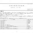 詳細PDF 詳細は、画像をクリックしてください。PDFが開きます。 概要 第41巻13号 宮崎県農業気象速報 令和元年5月上旬 宮崎地方気象台 令和元年5月14日 気象概況 期間を通して、高気圧に覆われて概ね晴れたが、気 […]