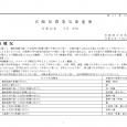 詳細PDF 詳細は、画像をクリックしてください。PDFが開きます。 概要 第41巻20号 宮崎県農業気象速報 令和元年7月中旬 宮崎地方気象台 令和元年7月22日 気象概況 期間を通して、梅雨前線や湿った空気等の影響で曇 […]