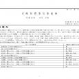 詳細PDF 詳細は、画像をクリックしてください。PDFが開きます。 概要 第41巻25号 宮崎県農業気象速報 令和元年9月上旬 宮崎地方気象台 令和元年9月13日 気象概況 高気圧に覆われて晴れた日もあったが、前線や湿っ […]