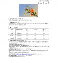 詳細PDF 詳細は、画像をクリックしてください。PDFが開きます。 概要 通巻第5637号 3 月 号 令和2年2月27日発行 宮崎県 宮崎地方気象台  【特に注意を要する事項】 期間の前半は気温がかなり高く […]