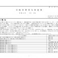 詳細PDF 詳細は、画像をクリックしてください。PDFが開きます。 概要 第42巻19号 宮崎県農業気象速報 令和2年7月15日 気象概況 高気圧に覆われて晴れた日もあったが、期間を通して、梅雨前線や湿った空気の影響で曇 […]